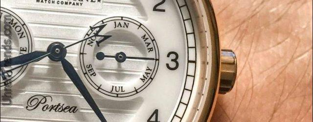 Melbourne Watch Unternehmen Portsea Watch Review