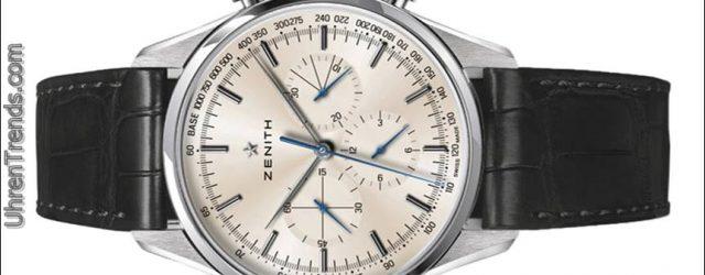 Zenith Chronomaster Heritage Limited Edition von zeitlosen Luxusuhren