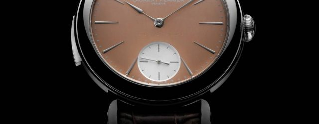 Laurent Ferrier Galet Minutenrepetition Schulstück