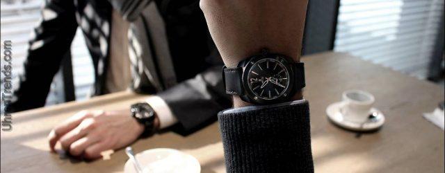 DWISS RC1 & RS1 Mechanische Uhren