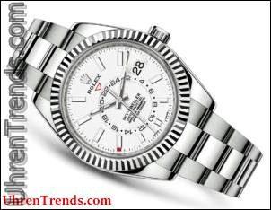 Rolex Sky-Dweller Rolesor Uhren für 2017 mit erschwinglichen Preisen