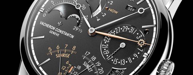 Vacheron Constantin Les Cabinotiers Celestia Astronomische Grand Complication 3600 Uhr