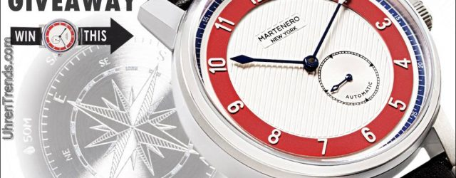 UHR GIVEAWAY: Martenero Edgemere Automatic