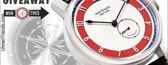 Gewinner angekündigt: Martenero Edgemere Automatic Watch