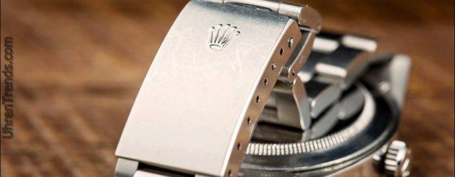 Race Car Driver Bobby Allisons Flat Lünette Tropical Dial Rolex Milgauss Ref.  6541 Uhr