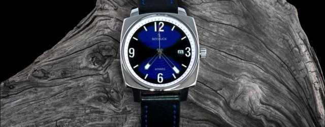 Roebuck Watch Company debütiert die Alpha-Serie