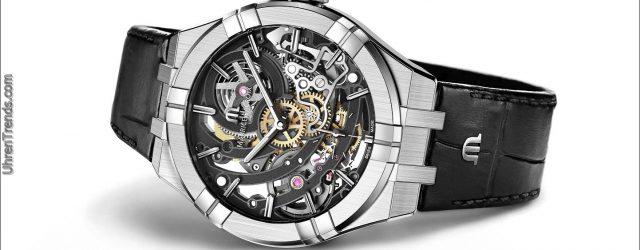 Maurice Lacroix Aikon Automatik Skeleton Uhr