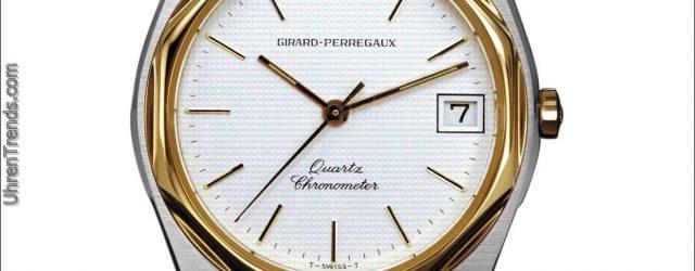 Girard-Perregaux Laureato Chronograph 38 mm Uhr Bewertung