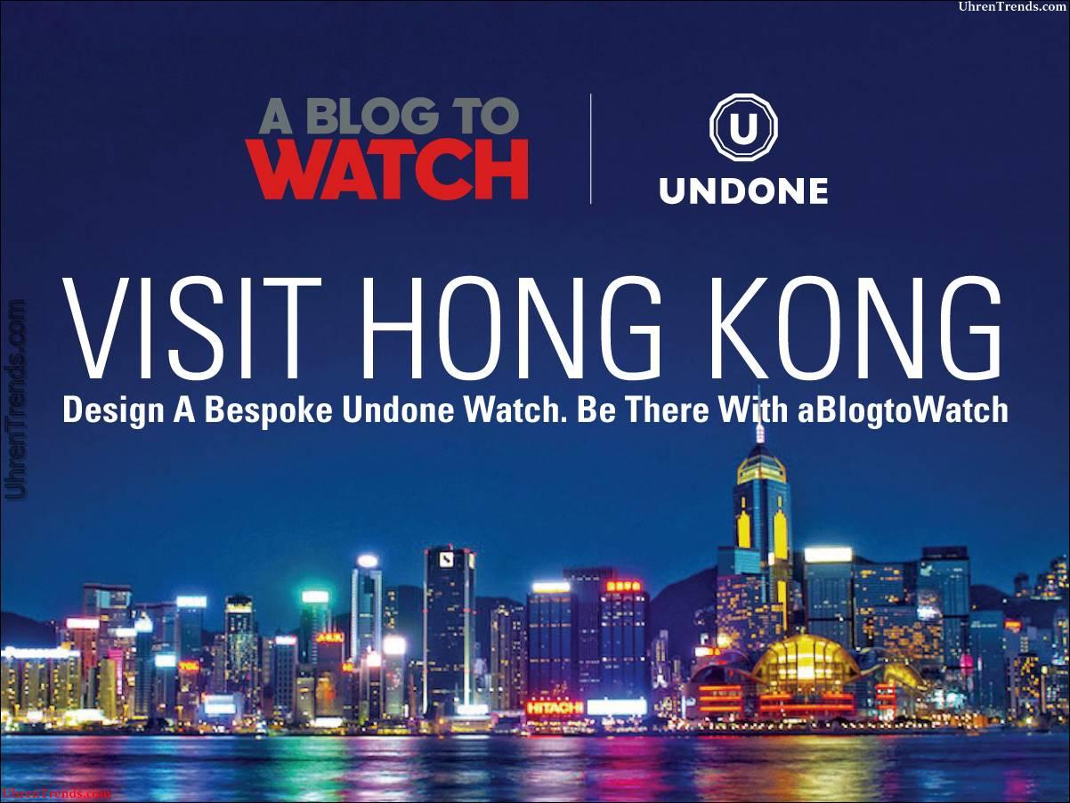 LETZTE CHANCE: Besuchen Sie Hong Kong, um ein einzigartiges Geschenk zu machen