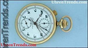 Molnar Fabry White Lotus Rattrapante Chronograph Uhr