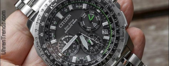Citizen Promaster Navihawk GPS Watch Review