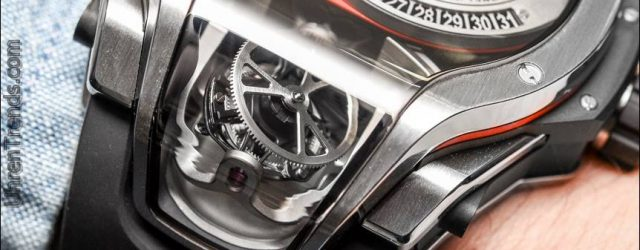 Hublot MP-09 Tourbillon Bi-Achsen-Uhr Hands-On