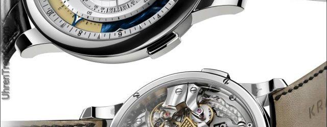 Krayon Everywhere stellt Sunrise & Sunset Times in einer mechanischen Uhr vor