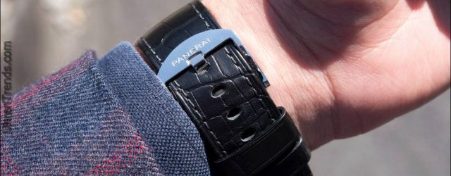 Panerai Luminor Due 3 Tage automatische PAM674 Watch Review