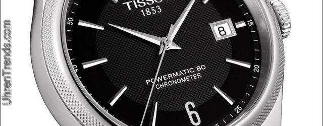 Tissot Ballade Damenuhr mit COSC-zertifiziertem Powermatic 80.111 Uhrwerk