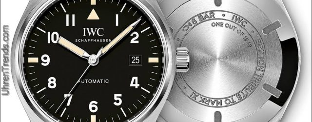 IWC Fliegeruhr Mark XVIII Edition 'Tribute To Mark XI' Uhr