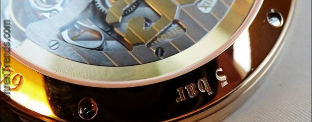 Glashütte Original Senator Excellence Uhr mit neuem Kaliber 36 Hands-On