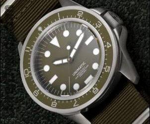 Unimatic Modelo Uno U1 Uhren für 2017