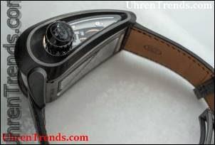 Parmigiani Bugatti Super Sportuhr zum Anfassen