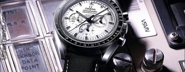 Omega Speedmaster Apollo 13 Silber Snoopy Award Limited Edition Uhr
