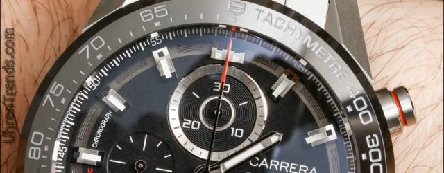 TAG Heuer Carrera 1887 Automatik Chronograph im Vergleich zu Carrera Heuer 01 Watch Review