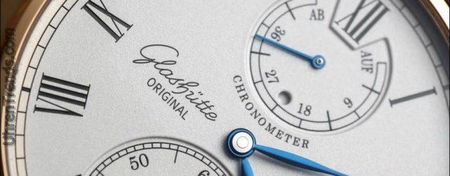 Glashütte Original Senator Chronometer Uhr Bewertung