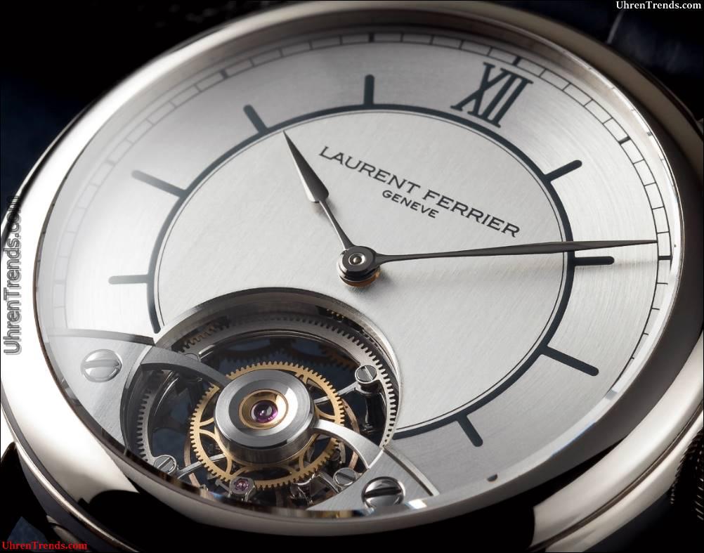 Laurent Ferrier Galet Klassische Tourbillon Uhr