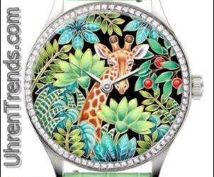 Ématelier Kingdom Emaille-Zifferblatt Uhren