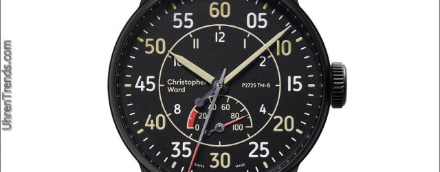 Christopher Ward C9 P2725 TM-B Limited Edition Uhr