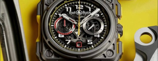 Bell & Ross BR X1 RS18 Chronograph Uhr