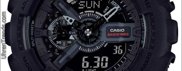 Casio G-Shock 35th Anniversary Kollektion Uhren
