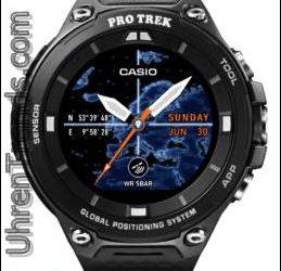 Casio Pro Trek Smart WSD-F20 GPS-Uhr