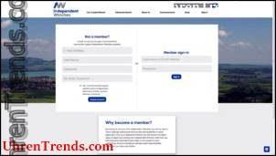 Independent-Watches.com & Die Förderung von Enthusiasten gegründet Uhrenmarken