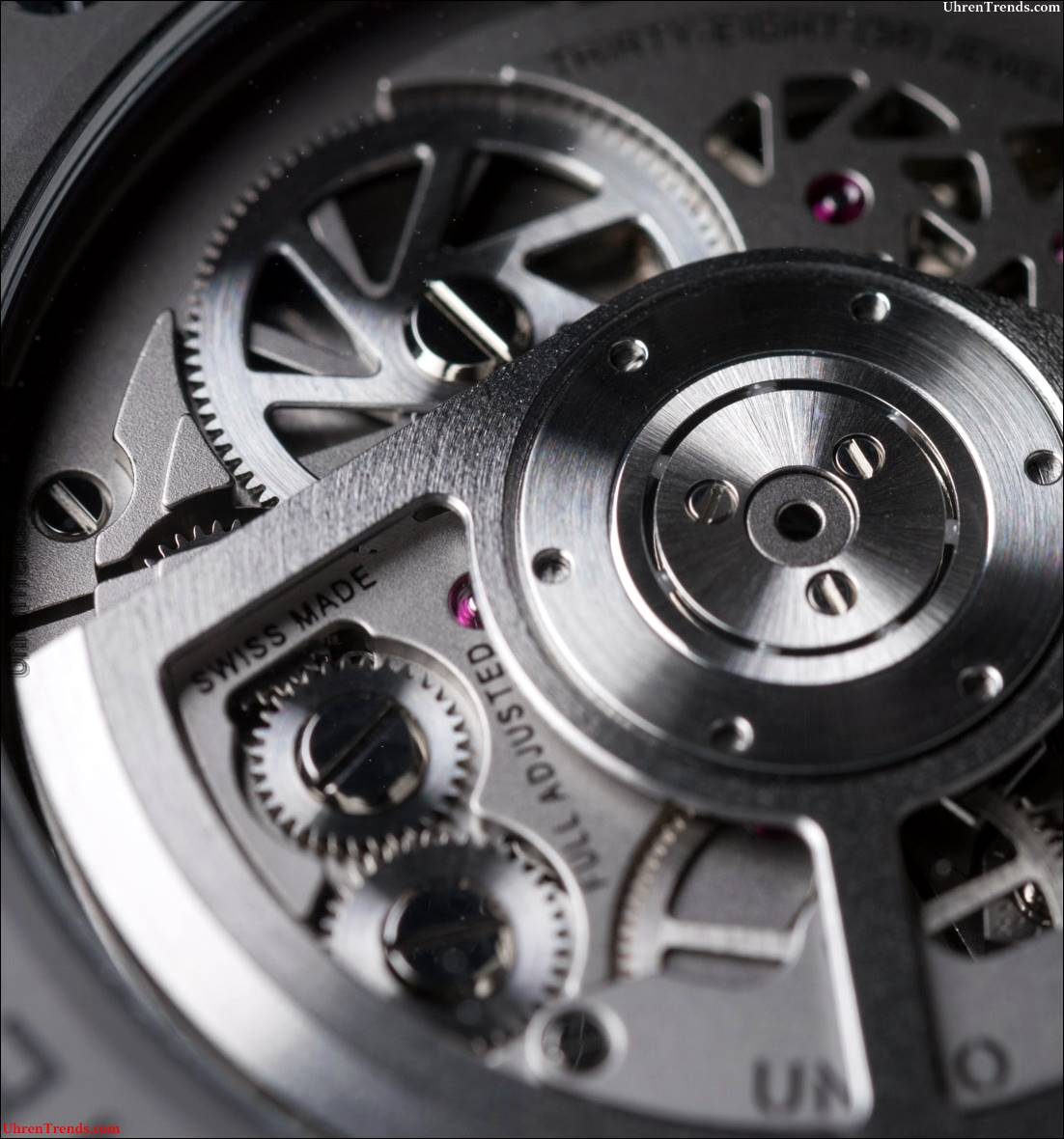 Hublot Big Bang Unico Magic Gold Watch Review - Wie magisch ist es?