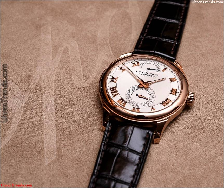 Chopard L.U.C Quattro Watch Review