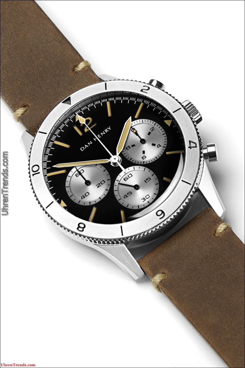 Dan Henry Uhren inspiriert von Jahren des Sammelns Vintage Uhren