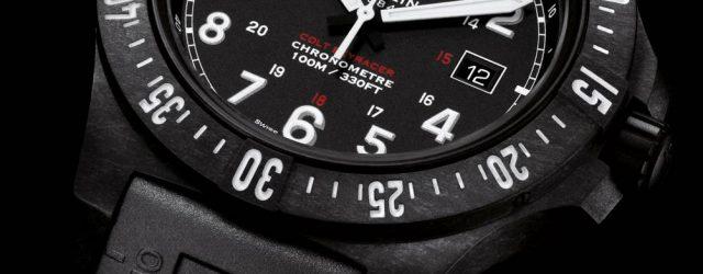 """Breitling Colt Skyracer Uhr zu einem """"extrem vernünftigen Preis"""""""