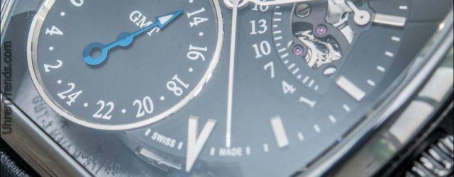 Vicenterra GMT-3 Tome 5 Titan Schwarz Máté Watch Review