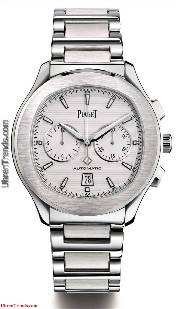 """Piaget Polo S & Polo S Chronograph Uhren: mehr """"zugänglich"""" & getragen von Ryan Reynolds"""