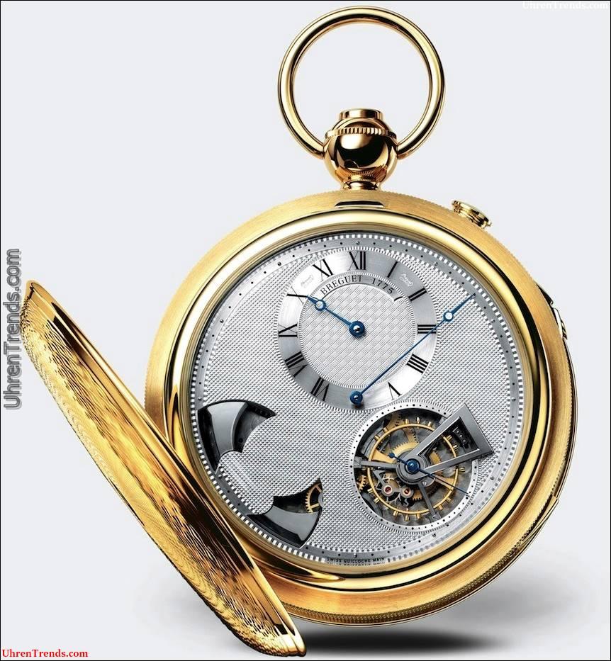Breguet Classique Komplikationen 1907, Million-Dollar-Taschenuhr Exclusive Hands-On