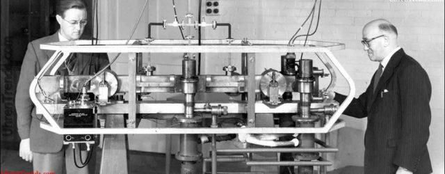 Die Atomuhr, genau auf 1 Sekunde pro 300.000 Jahre, wird heute 62