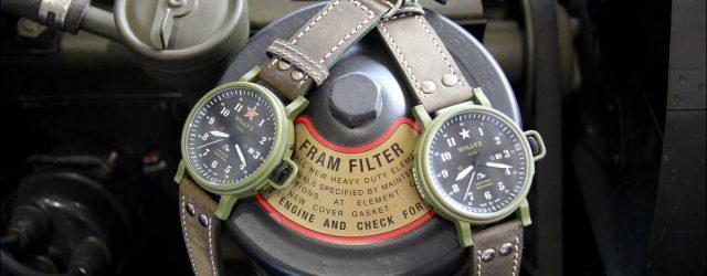 Willys Uhren Von CCW