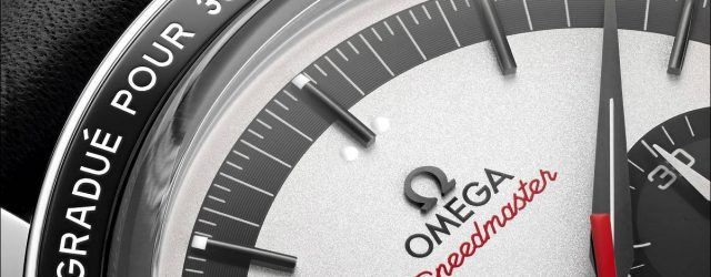 Omega Speedmaster CK2998 Pulsmesser Limited Edition Uhr