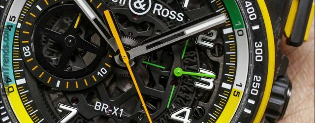 Bell & Ross BR RS17 Formel 1 Racing-inspirierte Uhren Hands-On