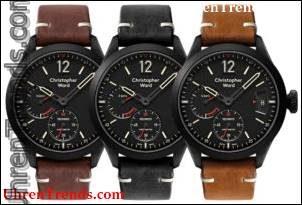 Christopher Ward C8 Gangreserve Chronometer Uhr