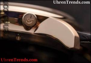 Romain Gauthier Einblick-Mikrorotor-Uhr Hands-On