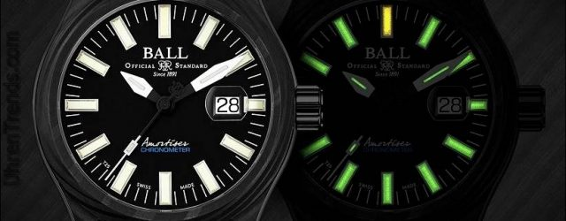 Ball Engineer III CarboLIGHT Uhr