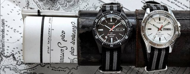 Timex + Todd Snyder MS1 Maritime Sport Limited Edition Uhren