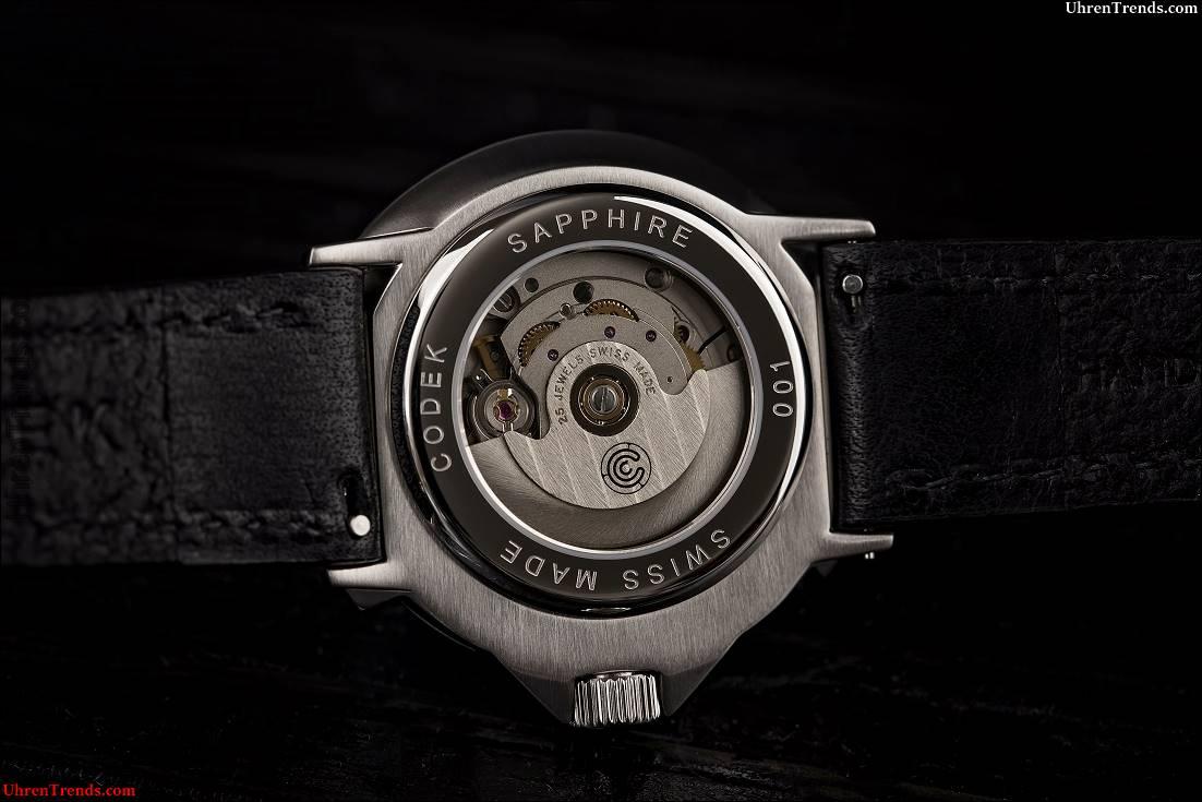Einführung in die Codek Spiral Watch