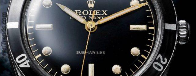 Die erste Rolex Submariner Uhr